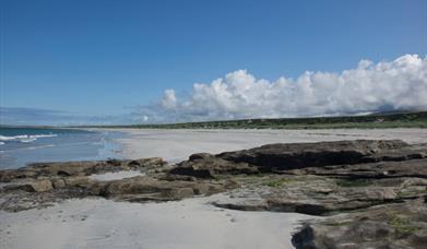 Kildonan Beach and Machair