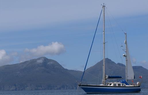 Northern Wanderer Hebridean Cruises