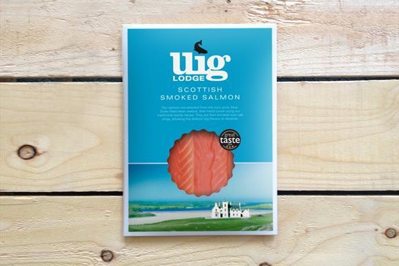 Eat Drink Hebrides - Uig Lodge Smoked Salmon