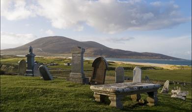 Peter May Trilogy - Scarista Graveyard
