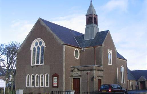 St Columbus (Old) Parish Church of Scotland
