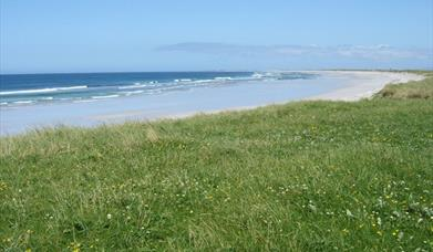 Stilligarry Beach and Machair