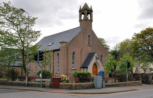 High Church of Scotland