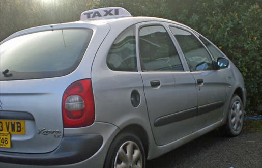 Barra Taxi