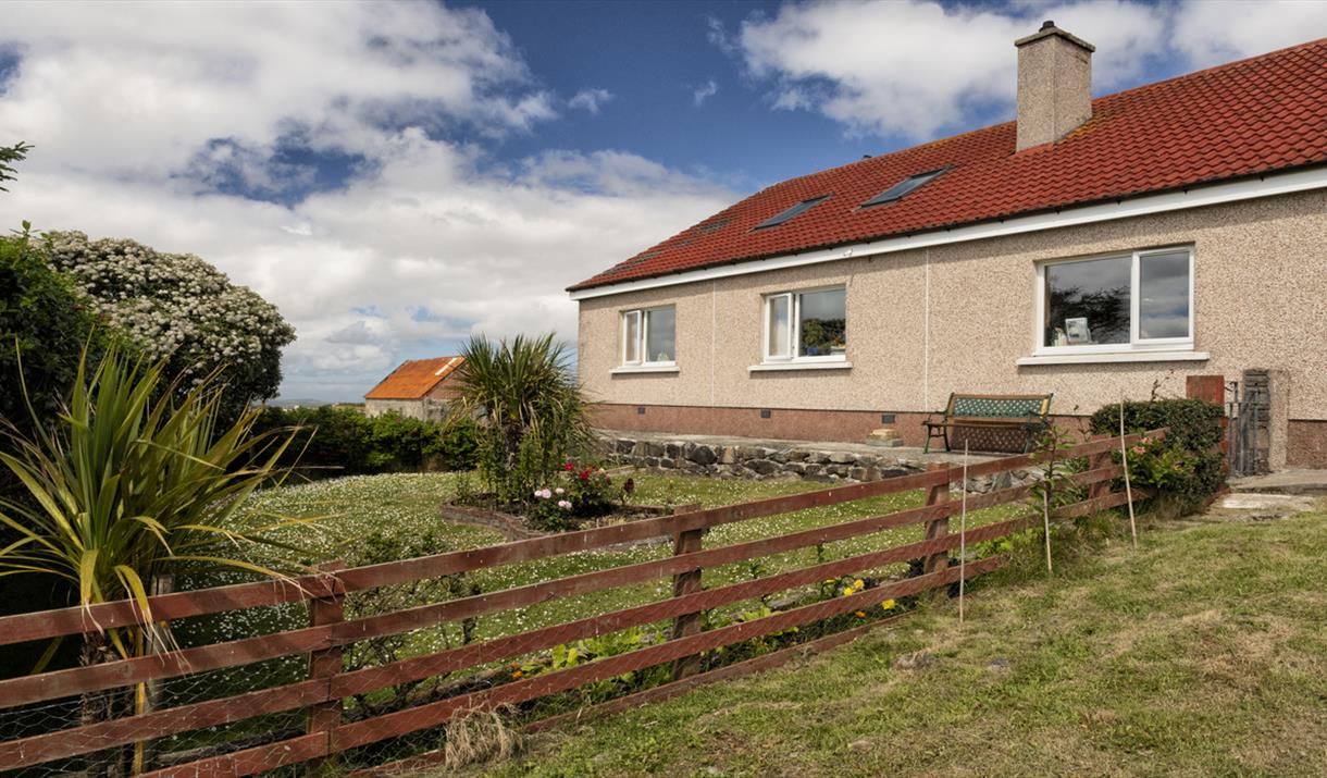 Double room Bed & Breakfast Achmore Isle of Lewis