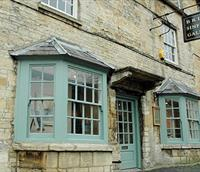 The Brian Sinfield Gallery in Burford