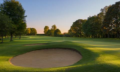 Burford Golf Club, Oxfordshire