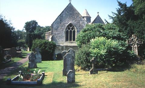St Marys Church Cogges
