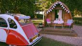 Cotswold View camping pods