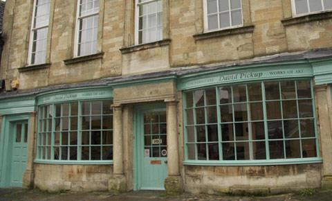 David Pickup Antiques of Burford