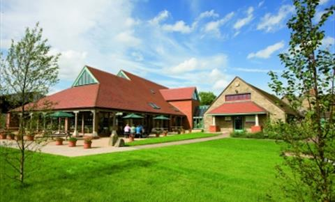 Aston Pottery's Country Cafe