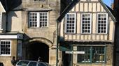 Antiques @ the George in Burford