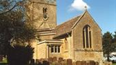 St Marys Church North Leigh - photo courtesy of Oxfordshire Churches & Chapels