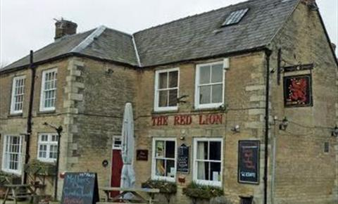 The Red Lion, Aston