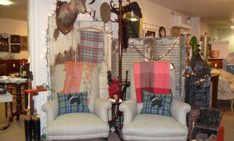 Station Mill Antiques in Chipping Norton