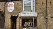 Trev Beadle - traditional family butcher in Chipping Norton