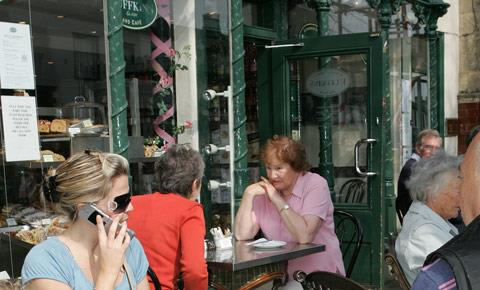 Huffkins Bakery and Tea Rooms in Witney