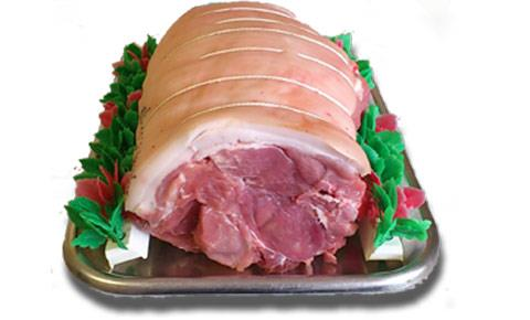 Pork side from Golsby Butchers