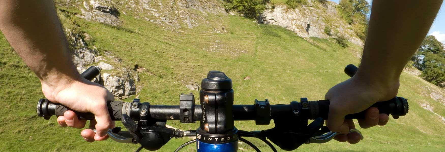 Go on a two-wheeled adventure!