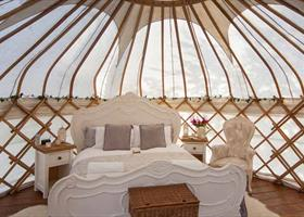 Give Glamping a go!|©Secret Cloud Holidays