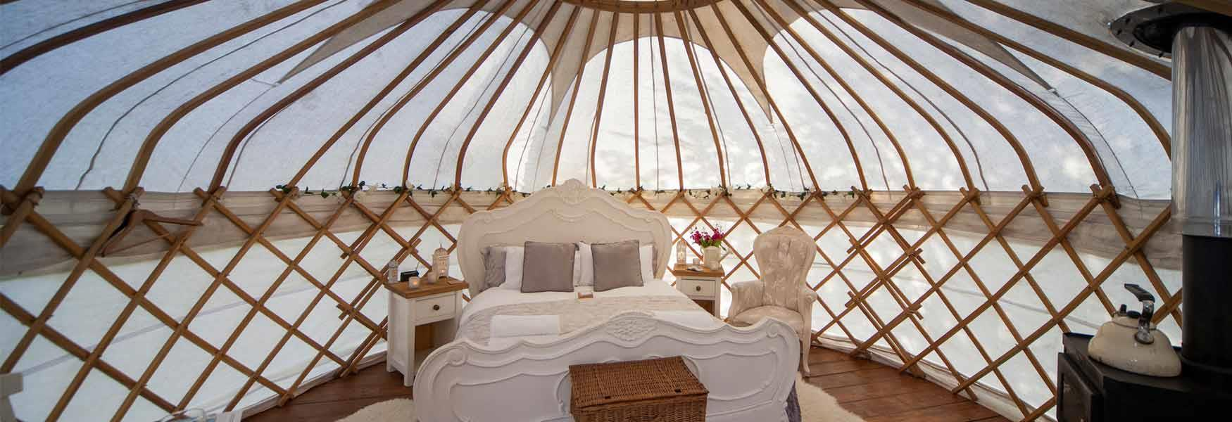 Give Glamping a go!