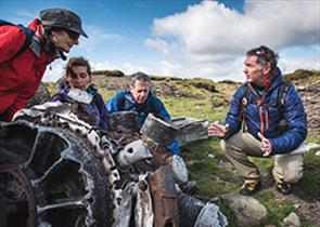 Discover unique, hands-on experiences on offer in the Peak District National Park...
