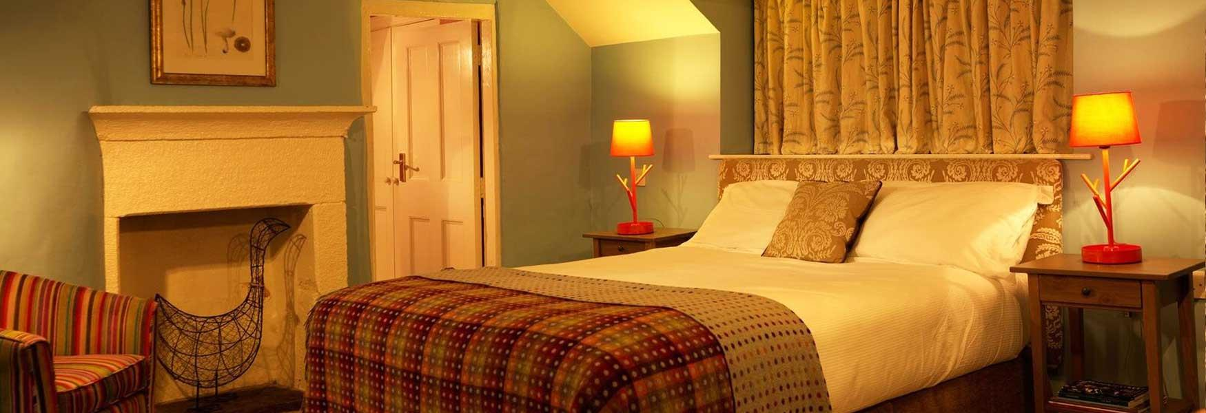 Snuggle up in a cosy country inn