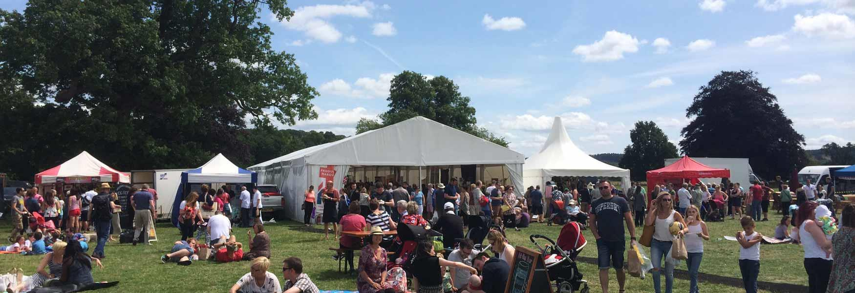 Spend the day at fabulous food festivals