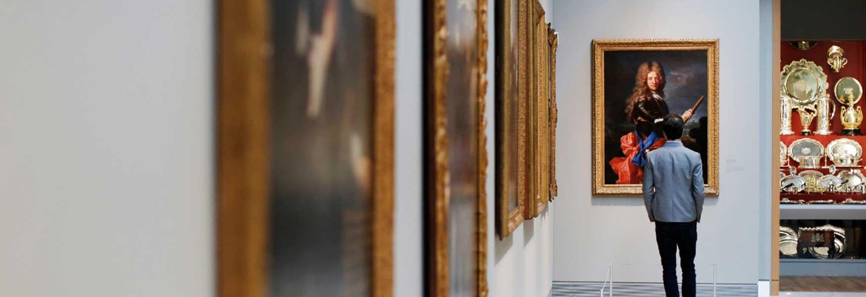 Uncover classic and contemporary works of art