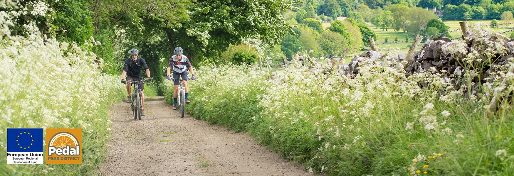 Discover Bakewell on two wheels