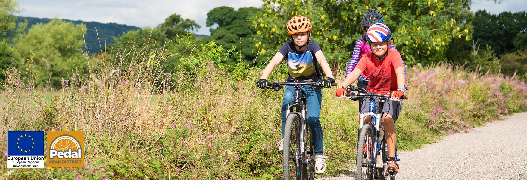 Discover Matlock on two wheels