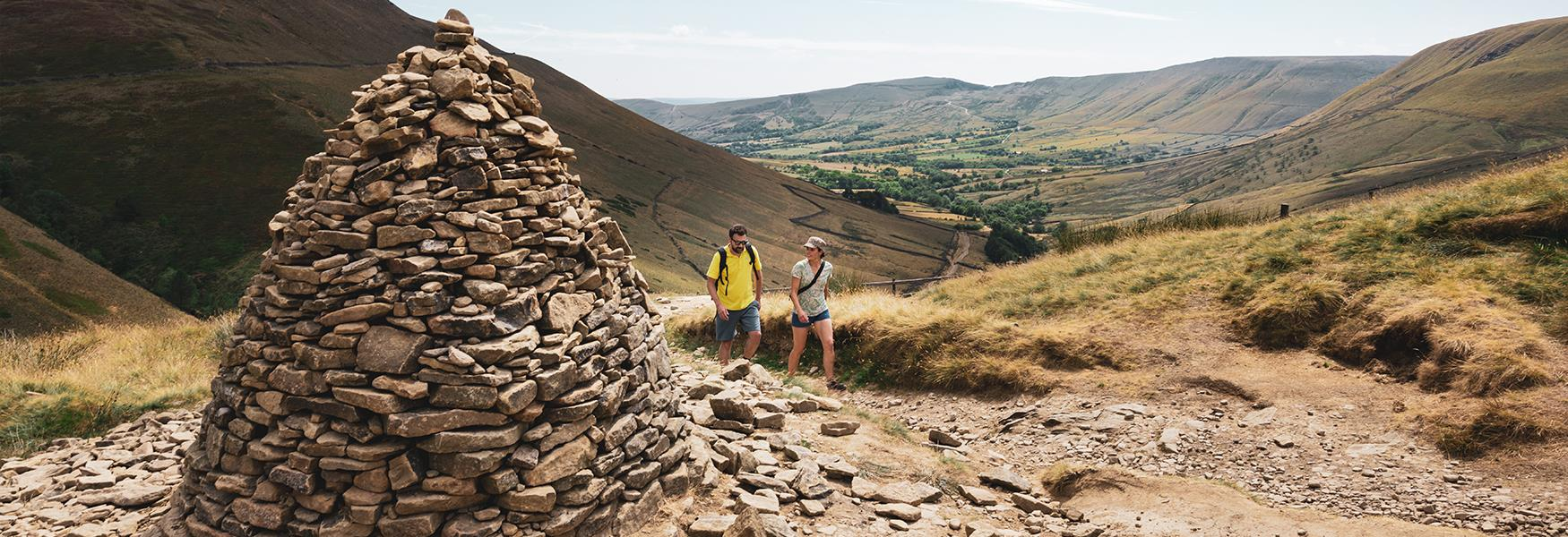 Explore the UK's first National Trail