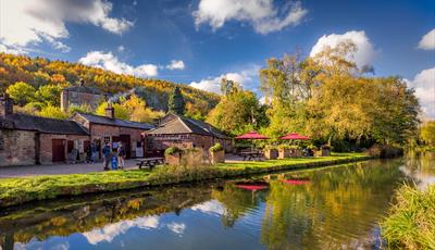 High Peak Junction Visitor Centre – Cromford Canal