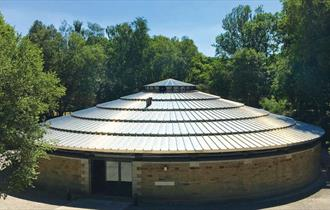 Just outside Hathersage, in one of the most beautiful areas of the Peak District, is the David Mellor Design Museum