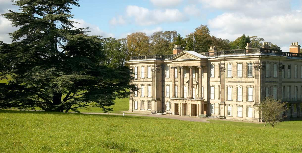 Calke Abbey Cycle Route