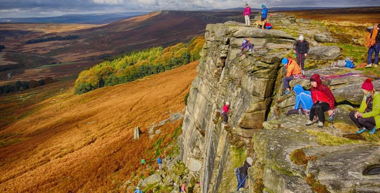Stanage Edge & Burbage - Guided Walk