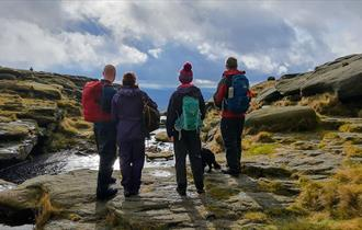Kinder Scout Adventure - Guided Walk