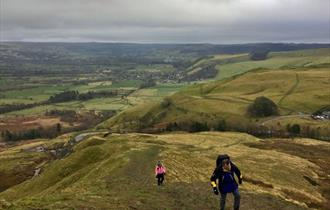 Peak District Backpacking and Camping Weekend