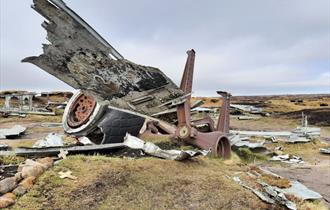 Explore Bleaklow and the Superfortress Air Crash Site