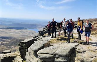 Kinder Scout - Route of the Mass Trespass