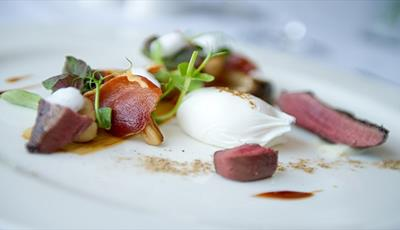 Fresh and exciting flavours, stylishly presented