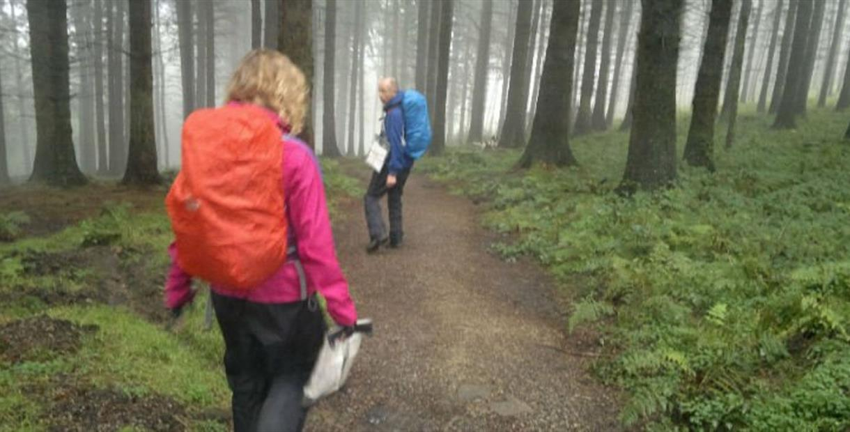 Two day Introduction to Map and Navigation Skills