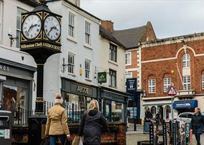 Shops in Ashbourne
