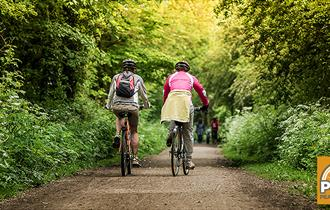 Ashbourne Cycle Routes - Trails Triangle