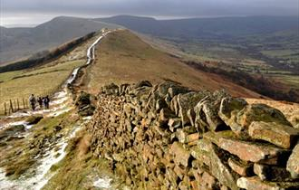 Castleton and The Great Ridge