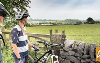Bakewell Cycle Routes - Chatsworth Loop