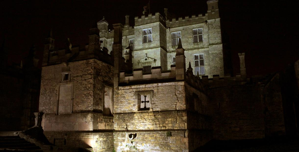 Ghost Tours at Bolsover Castle
