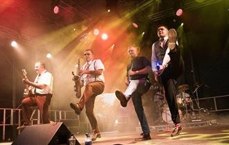 Complete Madness Tribute Band