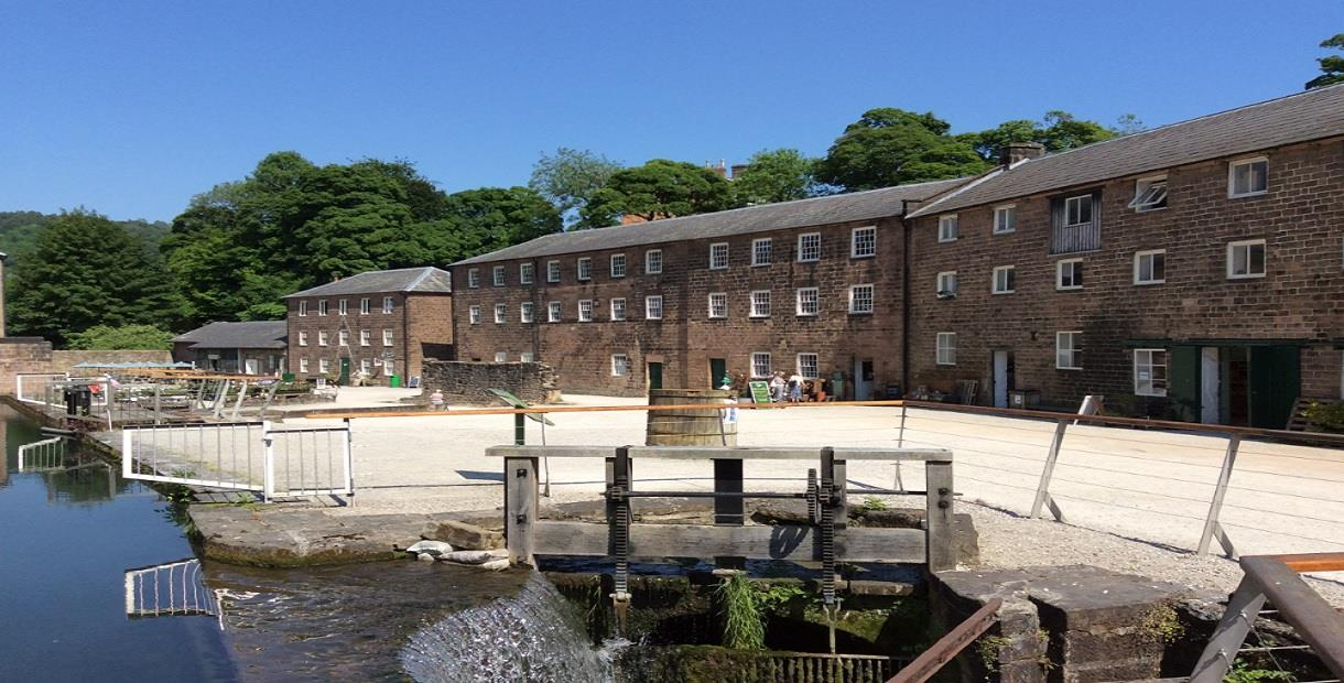 Arkwright's Cromford Mills Conference Non-Residential Venue