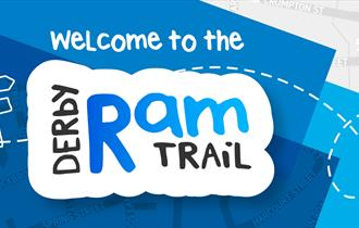 On 27 May – 22 August 2021, Derby Museums in partnership with Wild in Art are bringing a flock of 30 colourful and unique 5ft rams on a trail around t